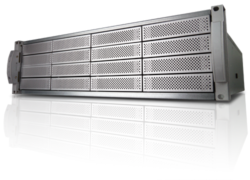 A16S3-PS ExaSAN 16-Bay Rackmount RAID Storage