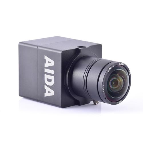 UHD 4K/30 HDMI 1.4 EFP/POV Camera with TRS Stereo Audio Input