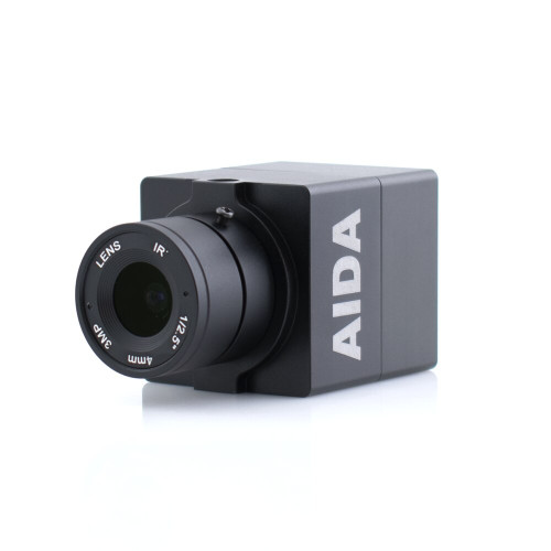 FHD HDMI POV Camera (Multi HD Format) with TRS Stereo Audio Input