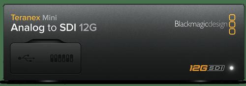 Teranex Mini Converters Analog to SDI 12G