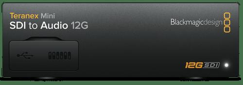 Teranex Mini Converters SDI to Audio 12G