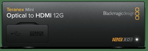 Teranex Mini Converters Optical to HDMI 12G