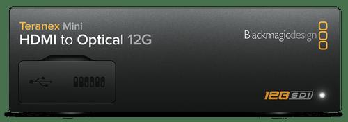 Teranex Mini Converters HDMI to Optical 12G