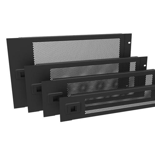 Hinged Rack Panels - Vented
