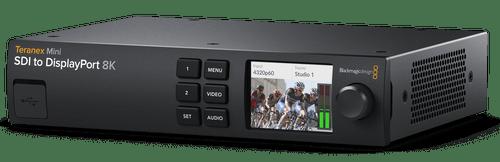 Teranex Mini Converters SDI to DisplayPort 8K HDR