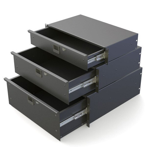 "Rack Drawers Extra Deep 18"" (2U-4U)"