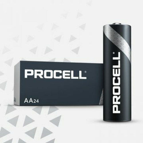 Duracell Procell AA Batteries Box of 24