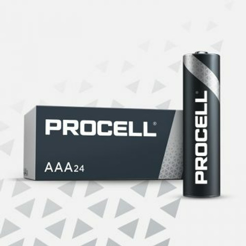 Duracell Procell AAA Batteries Box of 24