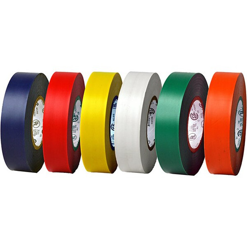 """PVC Electrical Tape  3/4"""" x 66'"""