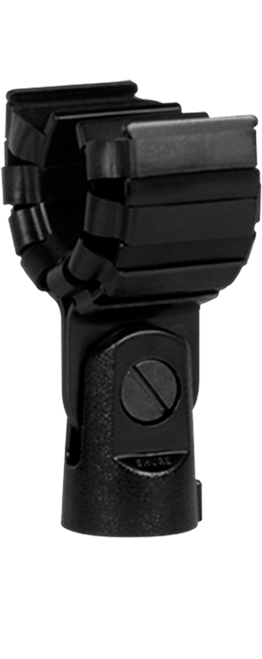 SHOCKSTOPPER™ for Microphones with Tapered Handles (Half Mount Version)
