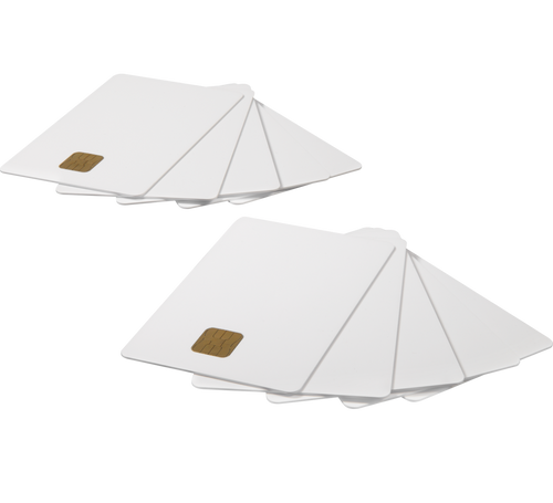DUAL-CARD FOR MXC/MXCW/DCS, QTY 10