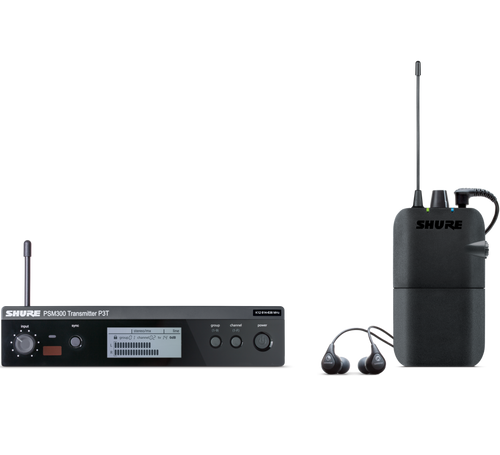 PSM 300 Wireless System With Earphones