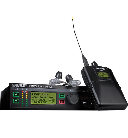 PSM®900 Wireless Personal Monitor System