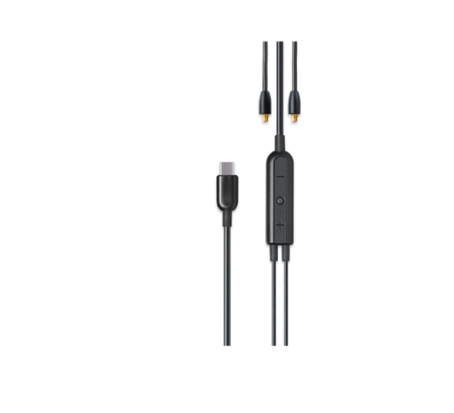 Remote Mic USB Cable for SE Earphones