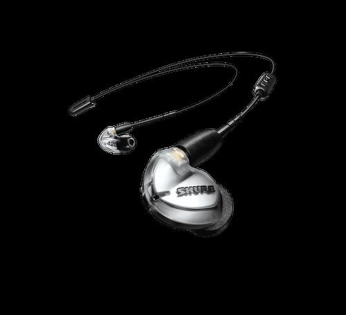 SILVER SE425 EARPHONE Packages
