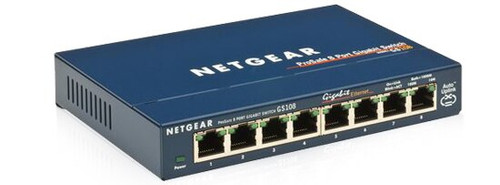 Netgear GS108 V4 8-Port Switch