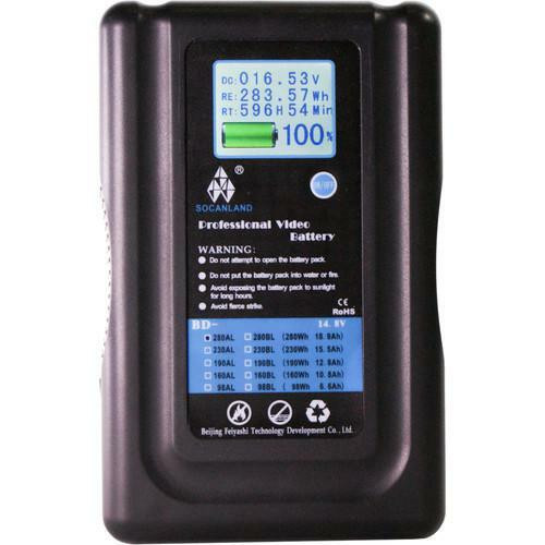 """The BIG BOY"" 280Wh LCD Battery"