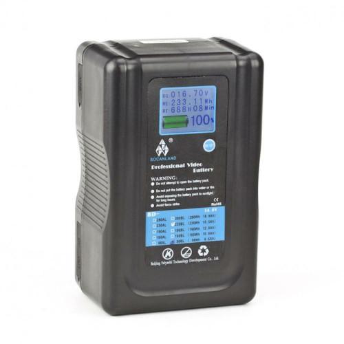 Socanland 230Wh Lithium Battery