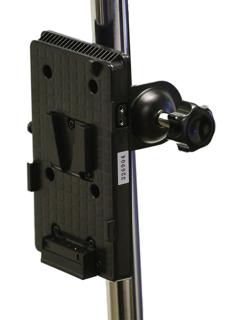 SC-V V-Mount Battery Plate Stand Clamp