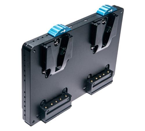 Pocket-V Dual Battery Plate V-Mount to V-Mount
