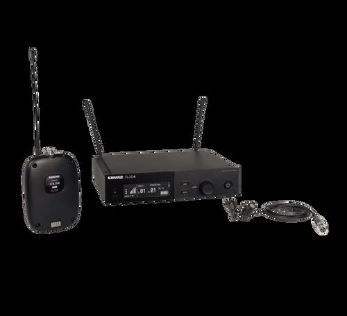 SLXD14/85 Digital Wireless Cardioid Lavalier Microphone System