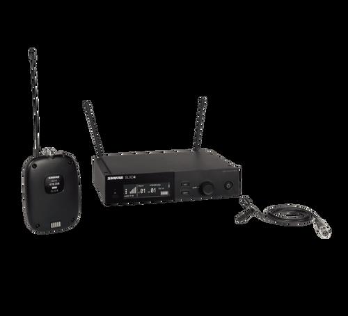 SLXD14/93 Digital Wireless Omni Lavalier Microphone System