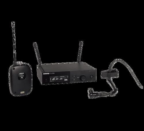 SSLXD14/98H Digital Wireless Cardioid Instrument Microphone System