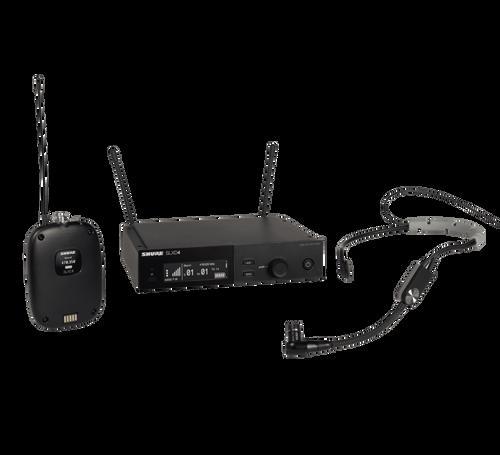 SLXD14/SM35 Digital Wireless Cardioid Performance Headset Microphone System