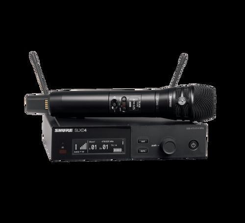 SLXD24/K8B Digital Wireless Handheld Microphone System with KSM8 Capsule
