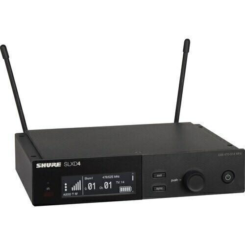 SLXD4 Digital Wireless Receiver