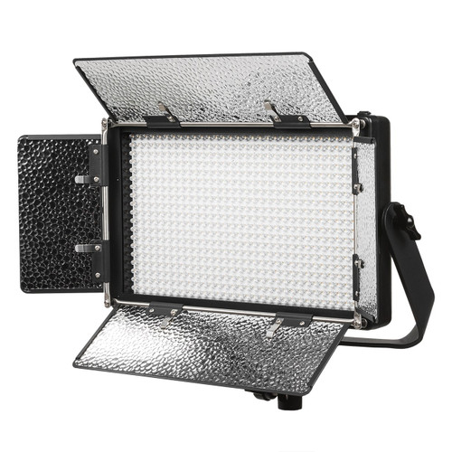 Rayden Half x 1 Bi-Color Studio Light w/ DMX Control