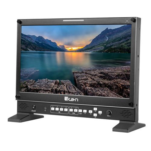 "Atlas 17"" Native 4K Quad HDMI/3G-SDI Monitor"