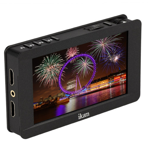"""5"""" 4K Support HDMI On-Camera Field Monitor Touch Screen"""