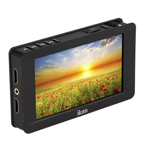"Delta 5"" On-Camera 4K HDMI Monitor"