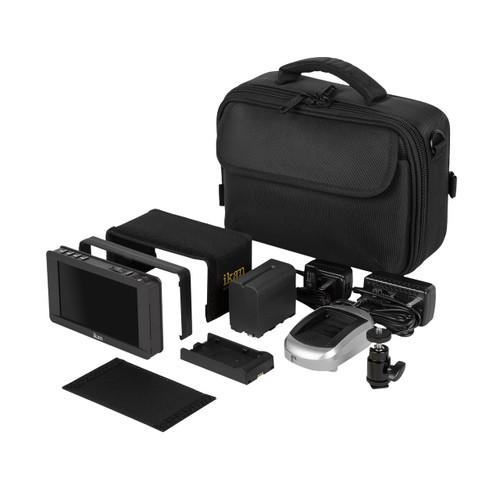 "Delta 5"" 4K HDMI On-Camera Monitor Deluxe Kit"