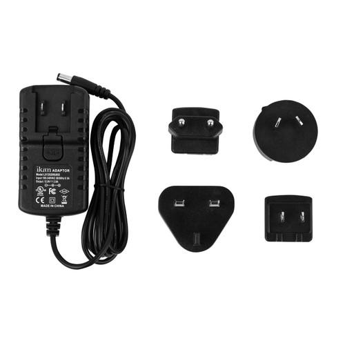 12 Volt 2 Amp AC/DC Universal Adapter