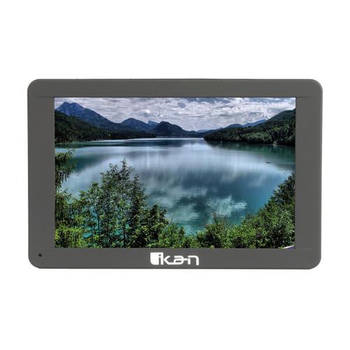 "Saga 7"" Super High Bright 4K Support HDMI/3G-SDI Monitor Touchscreen"