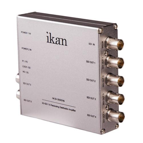 1:6 3G-SDI Distribution Amp