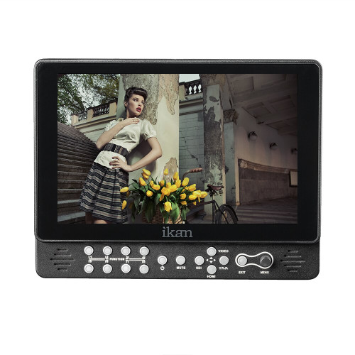 "9"" HDMI/3G-SDI 1920 x 1200 On-Camera Field Monitor"