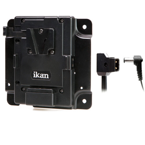 Pro Battery Adapter Kit for V-Mount with XLR D-tap
