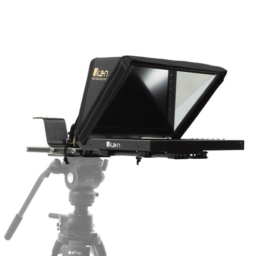 "Professional 12"" Portable Teleprompter"