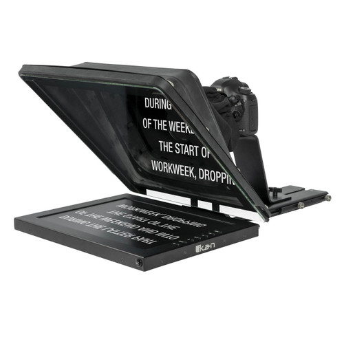 "Professional 17"" High Bright Teleprompter"