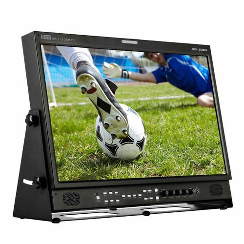 """21.3"""" 3G-SDI / HDMI LCD Studio Broadcast & Production Monitor w/ Waveform,  & Vectorscope (BON)"""