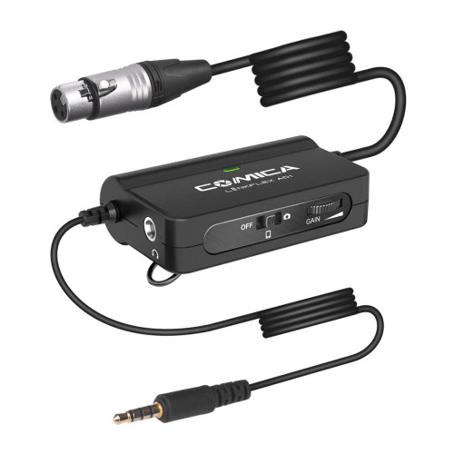 LinkFlex XLR Interface Preamp Audio Adapter