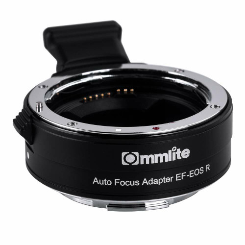 Lens Adapter EF lens to EOS R w/Electronic Iris and AF