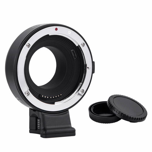 Lens Adapter EF/EF-S to Fujifilm FX w/Electronic Iris and AF