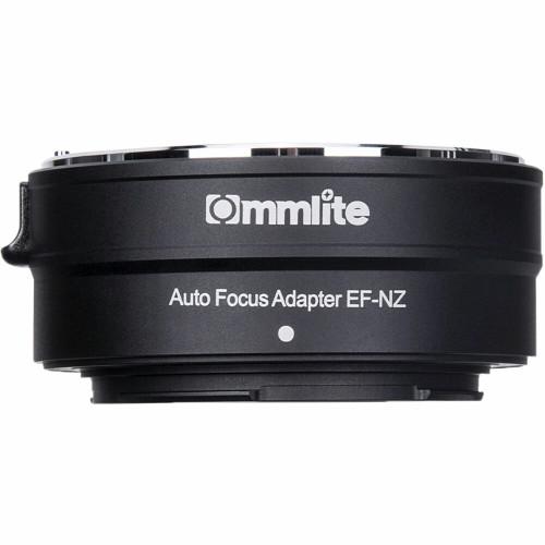 Lens Adapter EF/EF-S to Nikon Z-Mount Mirrorless Camera