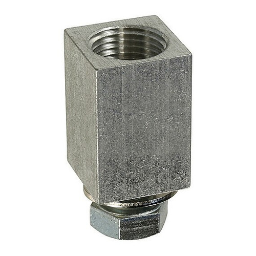 """1/2"""" Pipe to 1/2"""" Bolt Adapter"""