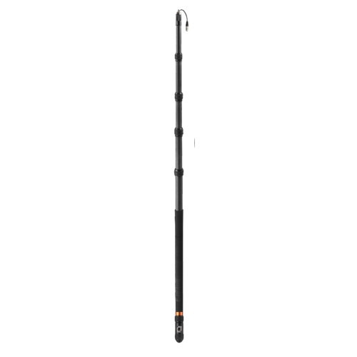 16' Carbon Fiber Telescoping Boom Pole with Internal XLR