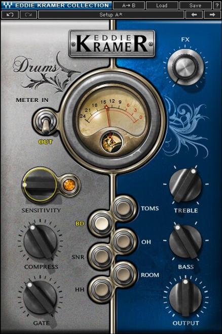 Eddie Kramer Drum Channel